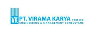 Lowongan Kerja Terbaru BUMN PT.Virama Karya (Persero)