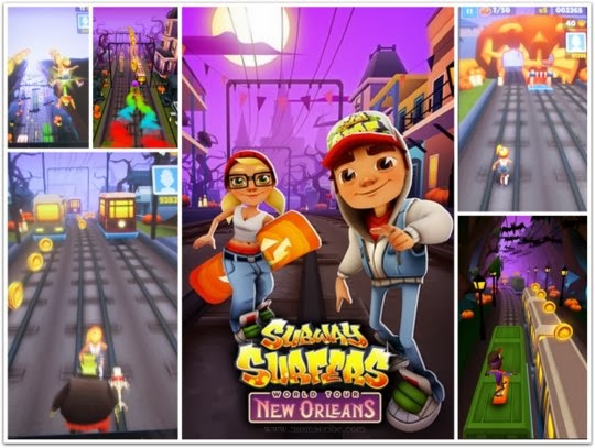 subway surfers android free