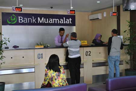 Alamat & Nomor Telepon Bank Muamalat Bekasi