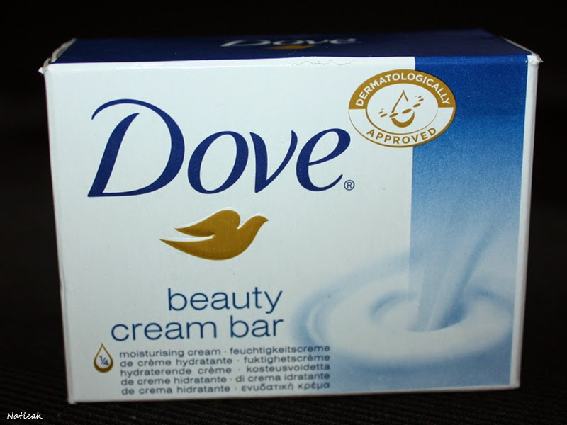 Dove Beauté Cream bar