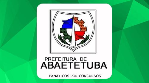 Apostila Concurso da Prefeitura de Abaetetuba - PA