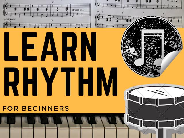how to make beats - module rhythm