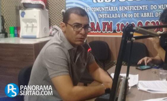 Vice Prefeito de Uiraúna poderá ser candidato a prefeito de ...