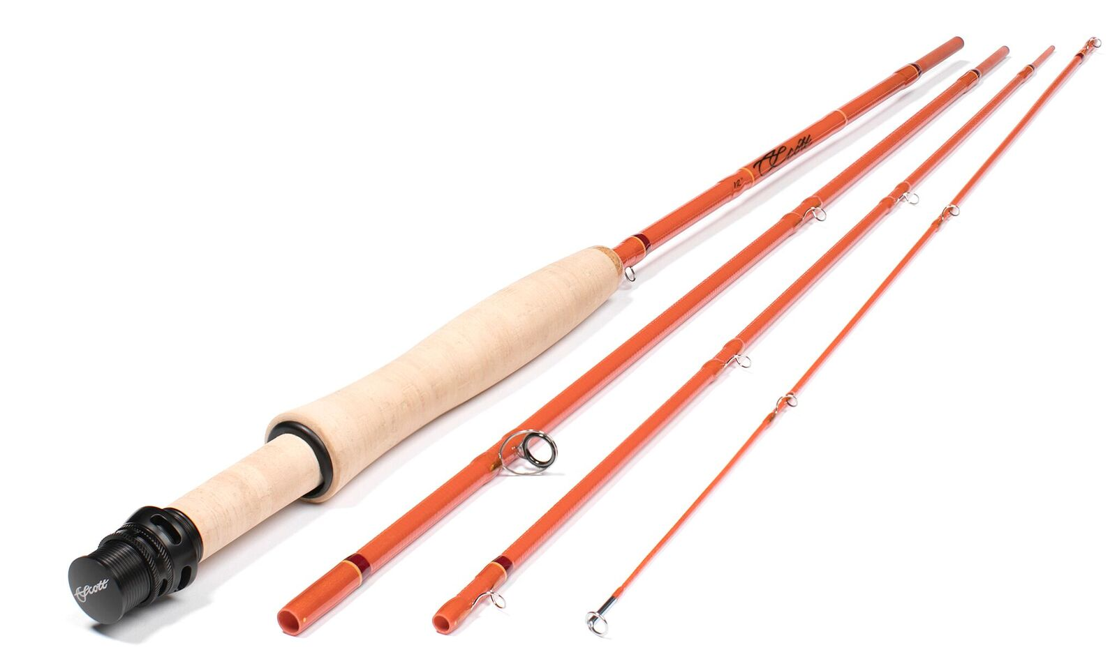 SCOTT FLY ROD COMPANY THE NEW F SERIES | Article Thu 12