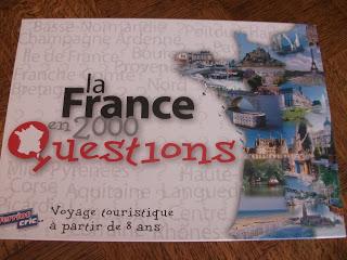 la france en 2000 questions