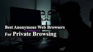 5 Browser Web Anonim Terbaik Untuk Penjelajahan Pribadi