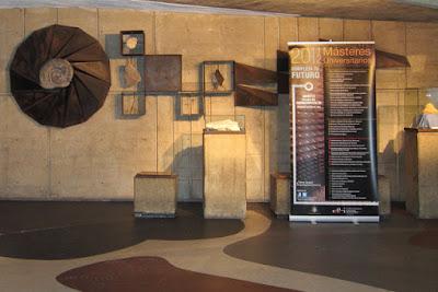 Aulario del Museo de Geología de Oviedo