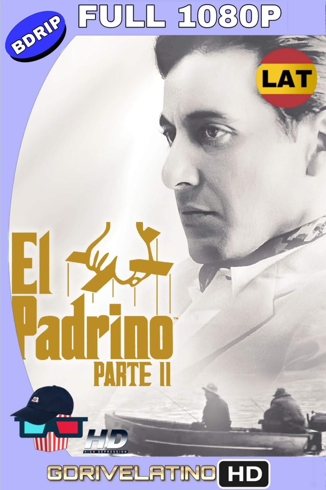 El Padrino: Parte II (1974) BDRip FULL 1080p (Latino – Inglés) MKV