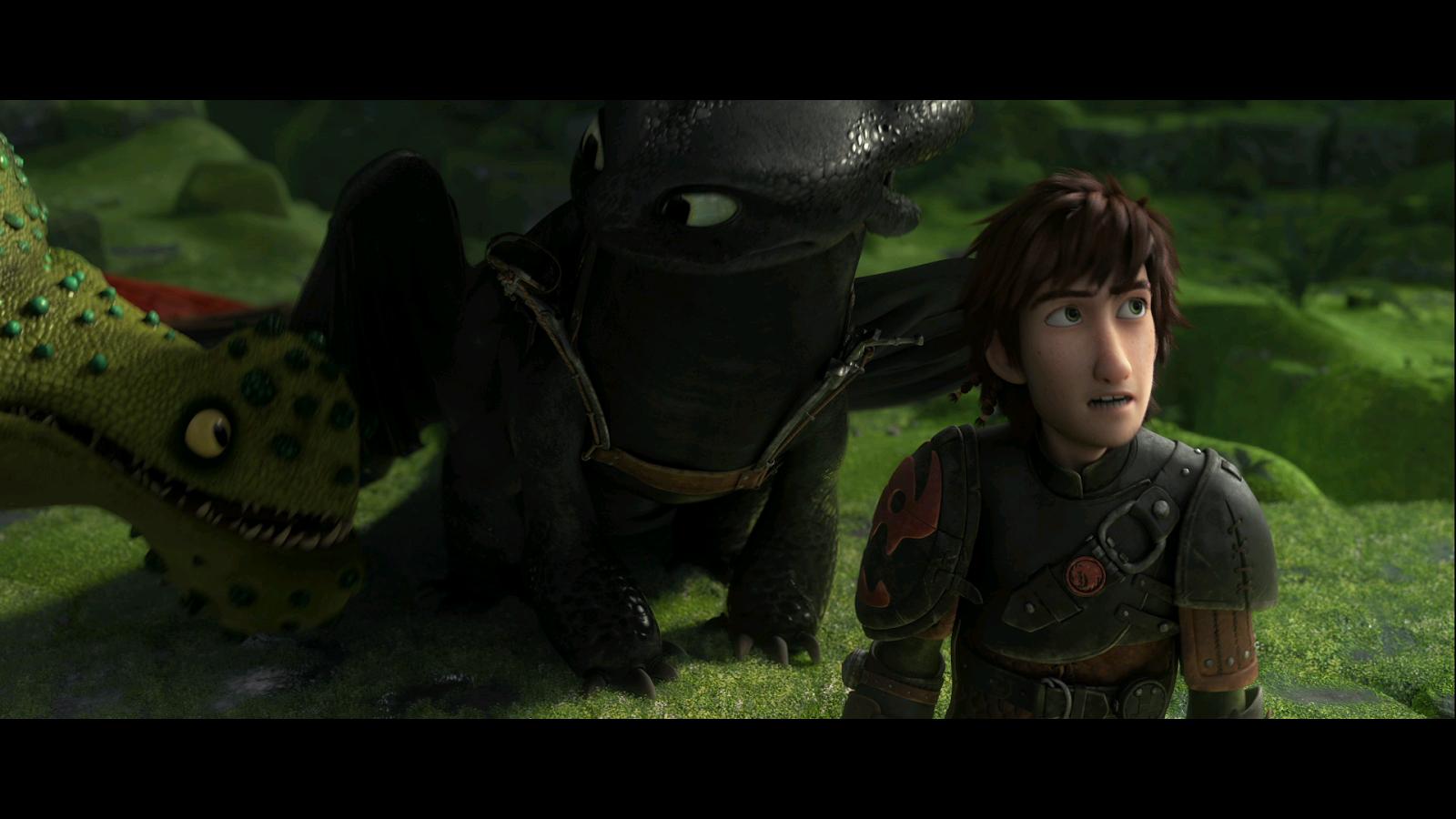 Como Entrenar a Tu Dragon 2 (2014) 3D 1080p BD25 3