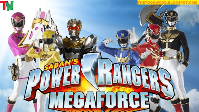 Power Rangers Super Megaforce HINDI Episodes (1020p,720p HD) (Nick India)