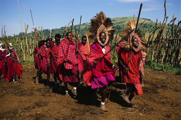 Tanzania Africa Culture