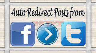 Auto Redirect Posts from Facebook to Twitter Instantly