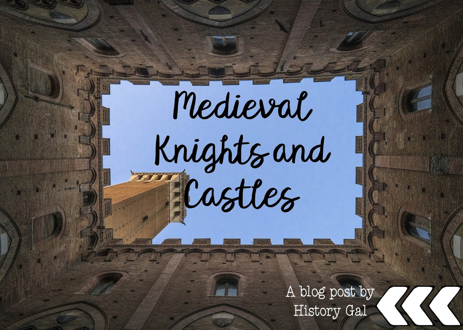 Websites for Medieval Knights and Castles By History Gal