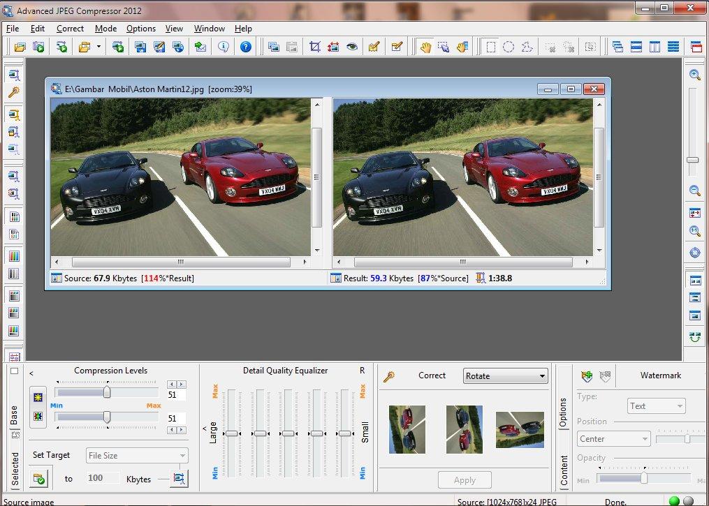 Download Advanced JPEG Compressor 2012 Wars TKJ