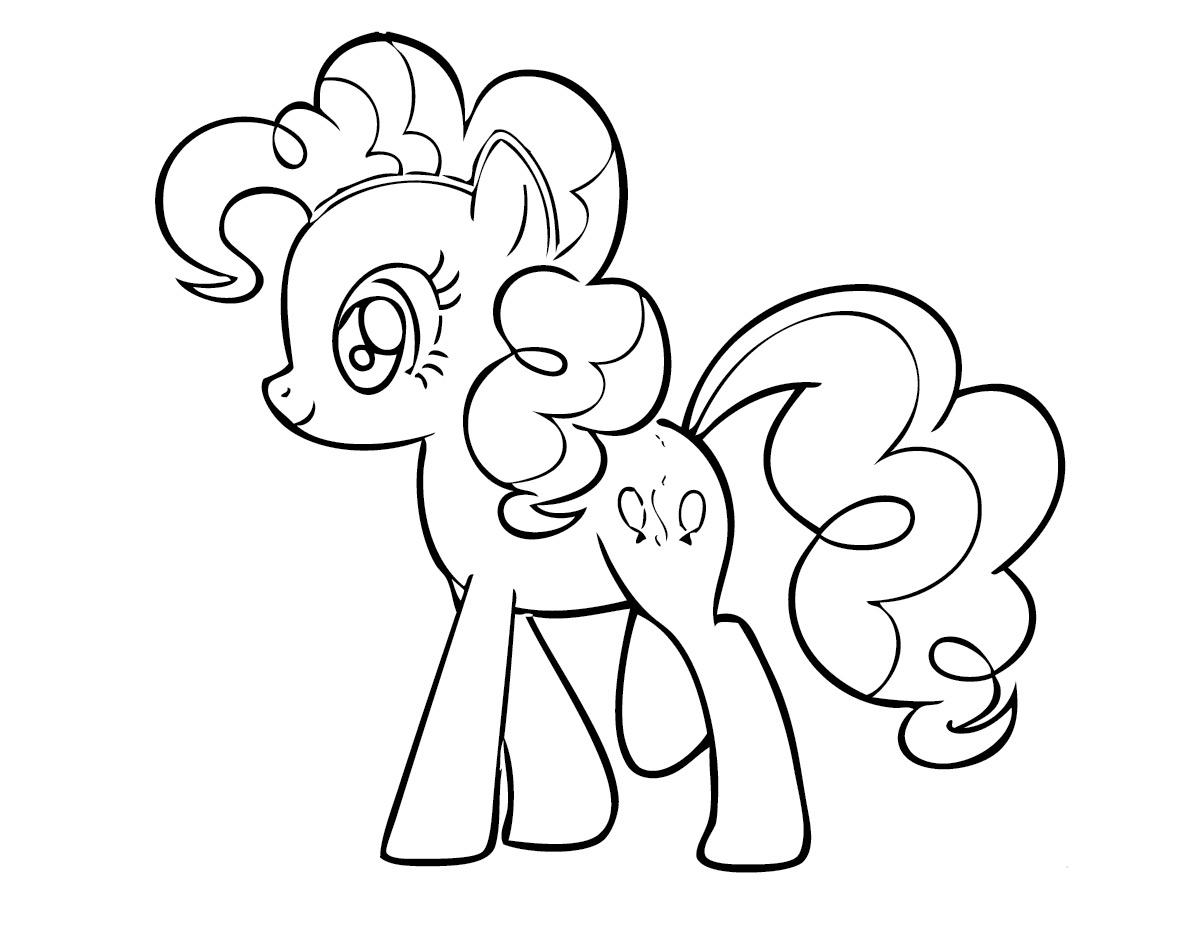 РАЗВИТИЕ РЕБЕНКА Раскраски my little pony Мой маленький