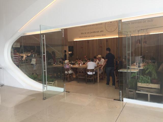 Café - Museu do Amanhã