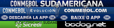 PES 6 Adboards CONMEBOL Sudamericana 2018 by Dracger