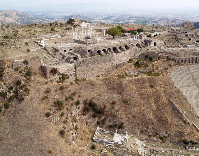 Attalid Dynasty burial site discovered in Western Turkey?