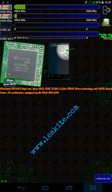 Know your Android phones chipset