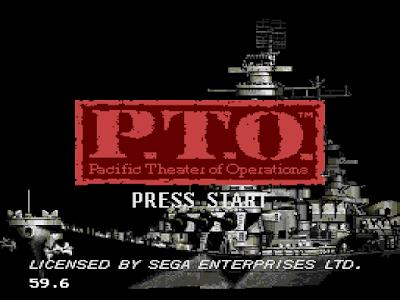 【MD】激戰太平洋,KOEI光榮模擬真實海戰遊戲!