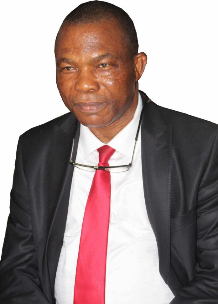 Professor Francis Otunta
