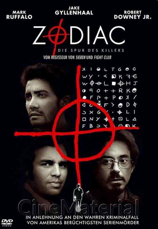 فیلم دوبله: زودیاک (2007) Zodiac