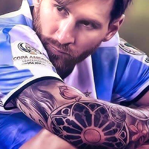 Lionel Messi Wallpaper Engine