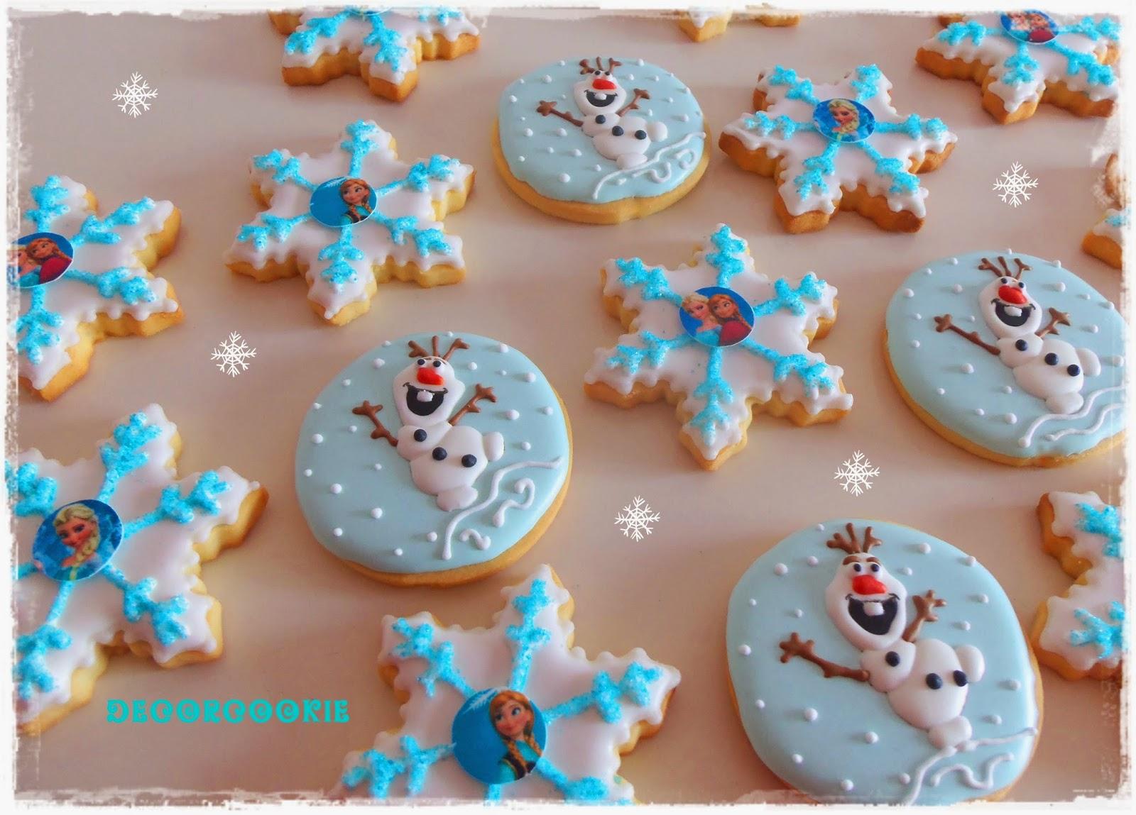 Galletas Decoradas Decorcookie Galletas Decoradas De Frozen