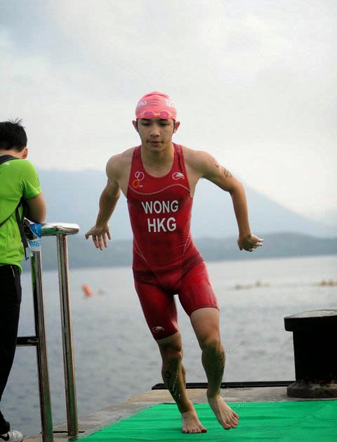 triathlon nude