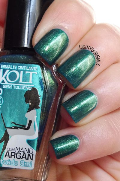 Kolt Blogueir@s: Vício smalto nail polish esmalte #unghie #nails #kolt #lightyournails