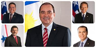 Senadores do Tocantins, Pará e Maranhão que votaram a favor do reajusta salarial do STF