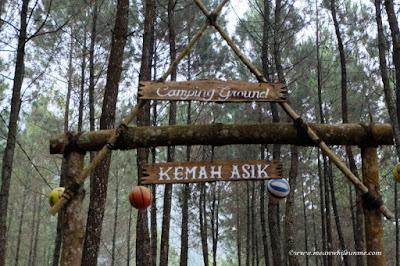 Camping Ground Curug Lawe Petungkriyono