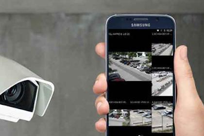 Awasi Daerah Sekitar dengan Aplikasi Kamera Pengintai Android