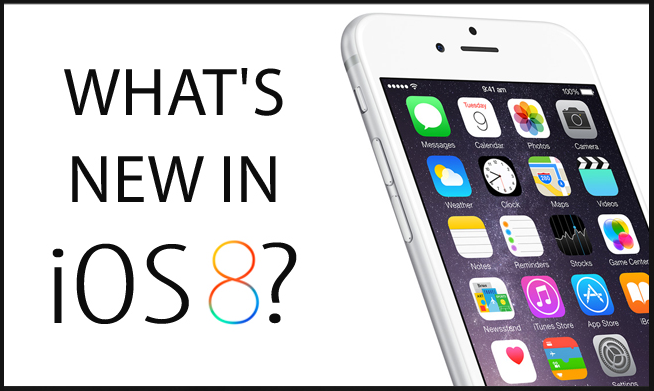 Apple iOS 8 Features Review