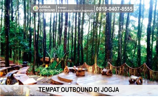 Tempat Outbound di Yogyakarta