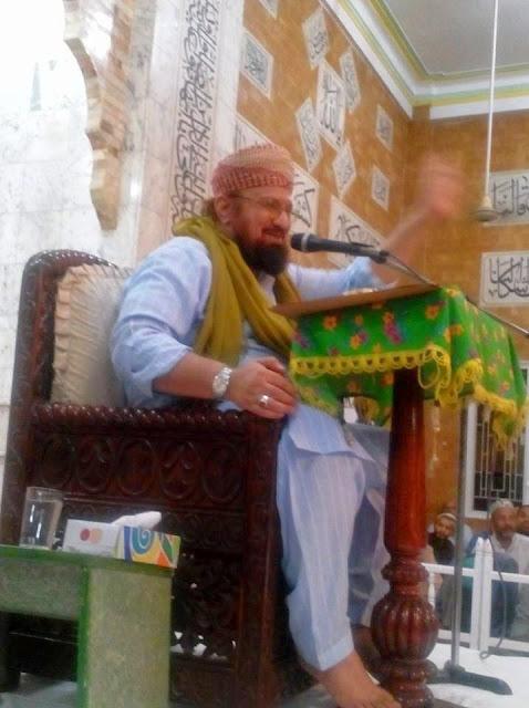 shab e qadr mubaarak masjid gulzaar e habeeb speech allama kaukab noorani okarvi