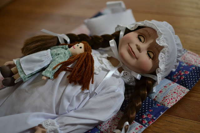 Laura Ingalls 18 in Doll