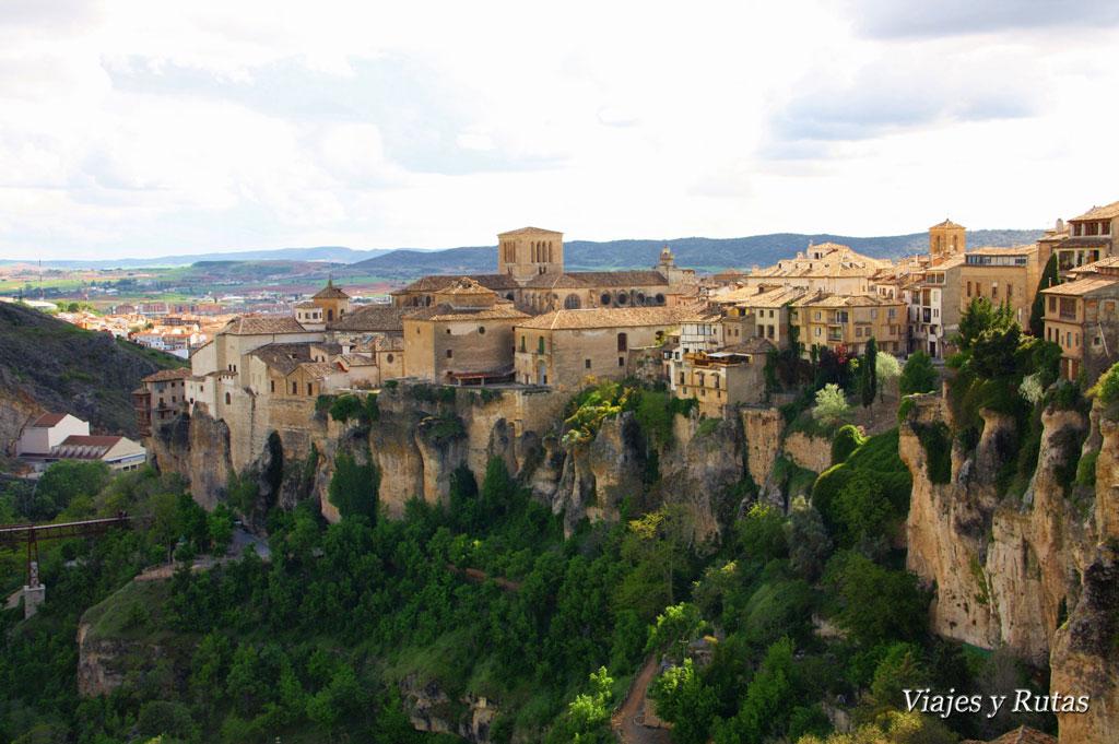 Mirador del Huecar, Cuenca