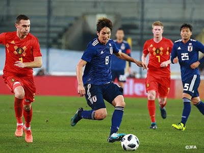 موعد مباراة بلجيكا واليابان ضمن دور الـ16 من كأس العالم و القنوات الناقلة