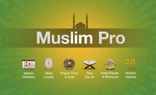 Download aplikasi Muslim Pro