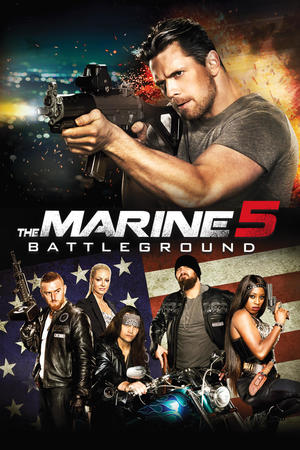 Poster The Marine 5 Battleground 2017