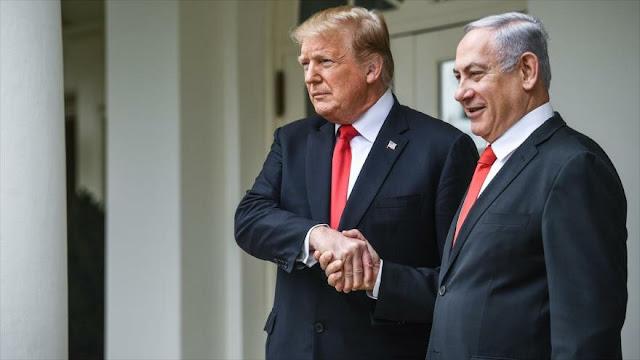 Trump firma decreto de soberanía israelí sobre Golán sirio