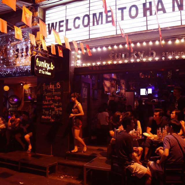 Hanoi Old Quarter Nightlife - Best Night Clubs 5