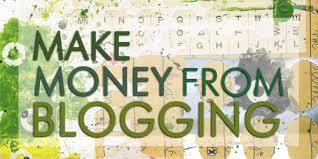 Aktivitas Blogging Untuk Mendapatkan Uang