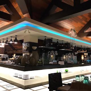 South Palms Resort Panglao - Oceanica Seafood Restaurant dining area