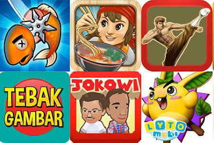 Game Smartphone Android Buatan Indonesia Terbaik 2016