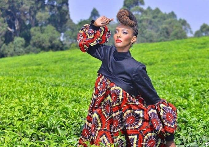 Top Rwandan model 'murdered'