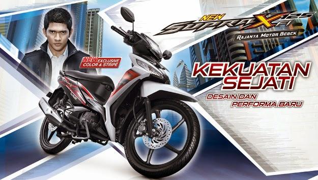 Motor Honda Supra X 125 FI