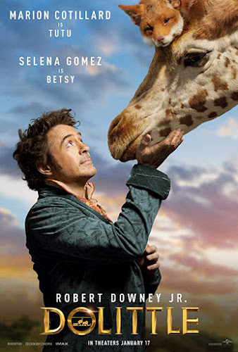 Dolittle (BRRip 720p Dual Latino / Ingles) (2020)
