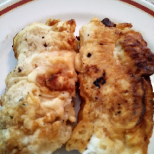 beer  batter walleye